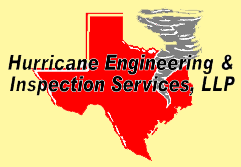 HURRICANE ENGINEERING & Inspection Services, LLP, Logo